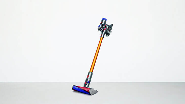 bester dyson staubsauger v8 absolute