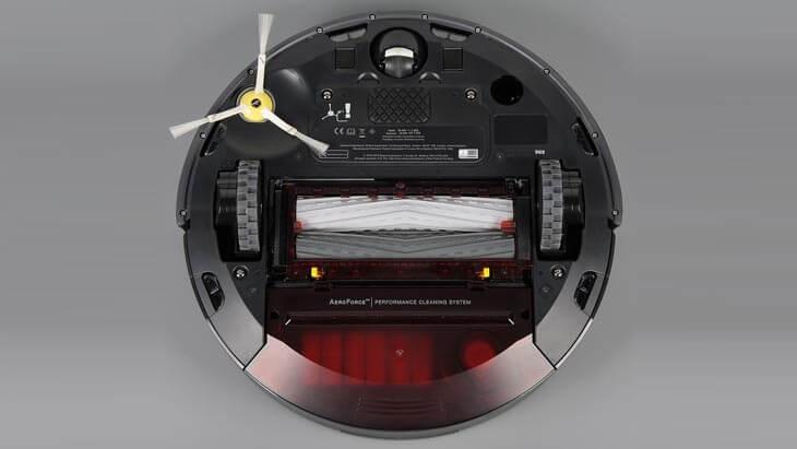 irobot roomba 960 unterseite