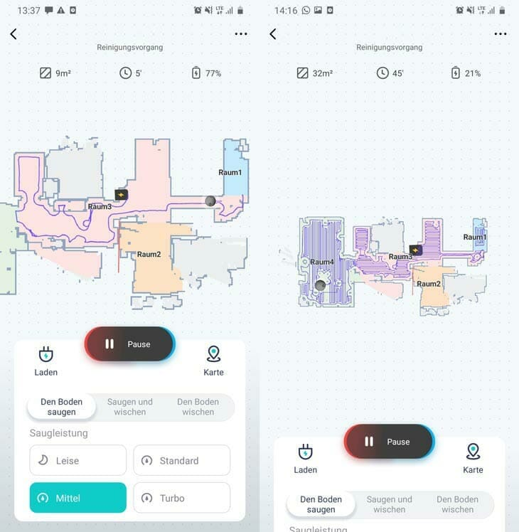 dreame-f9-xiaomi-app